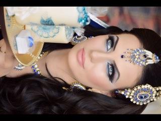 Glamorous Walima Asian Bridal Look