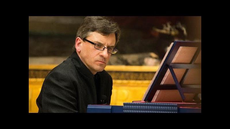 Carl Friedrich ABEL Preludium d moll Sławomir Zubrzycki Viola Organista