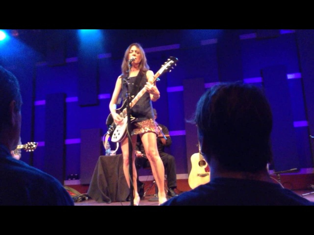 Susanna Hoffs - If She Knew What She Wants (Philadelphia 2012)