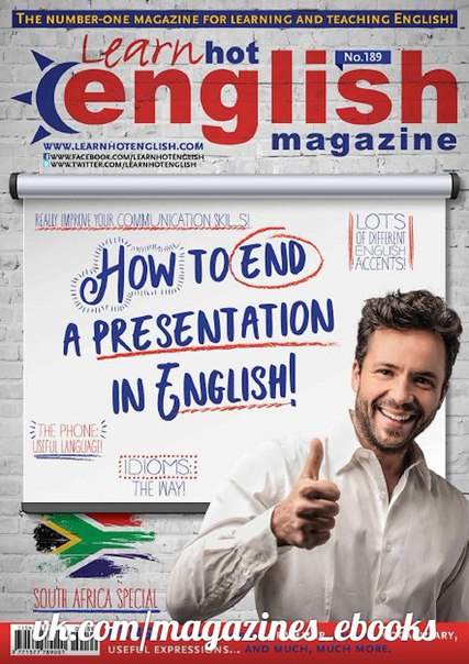 Learn Hot English ; No 189 - February 2018