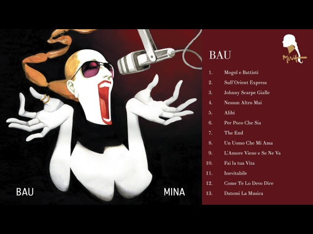 Mina Gli Originali Bau 2006 Album Completo