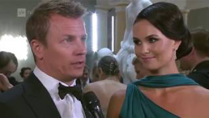 Kimi and Minttu Virtanen Interview at Finnish Independence Day 2017