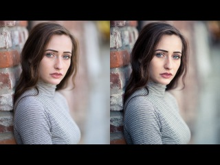 How to retouch using Lightroom only! Full edit step by step! - Adobe Lightroom Tutorial in 4K