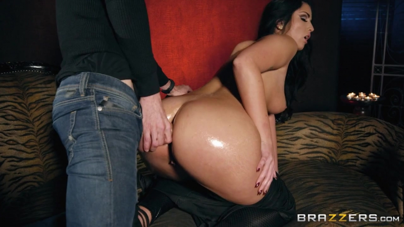 Loren Minardi Leather Lover Anal, Ass Worship, Big Ass, Black Hair, Gonzo, Natural Tits, Oil, Brazzers, New