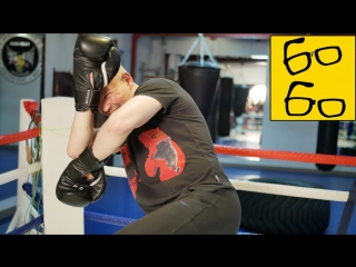 Как не моргать при ударах - Как начать свою атаку Советы начинающим боксерам от Николая Талалакина