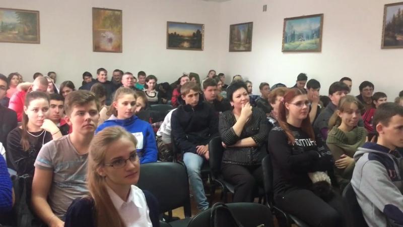 Информационно-консультационные бригады в с. Московском (24.11.2017 г.)