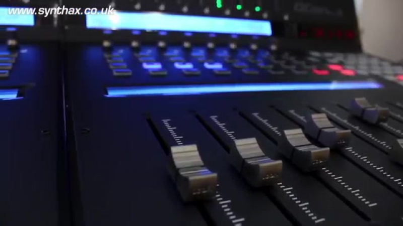 Icon DAW Controllers - Synthax Audio UK