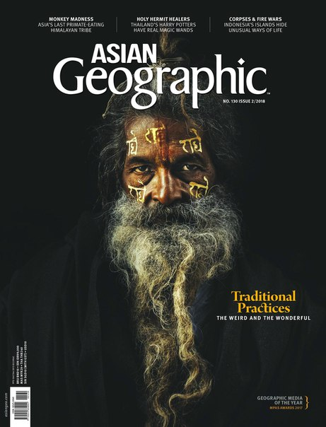 Asian Geographic-April 2018