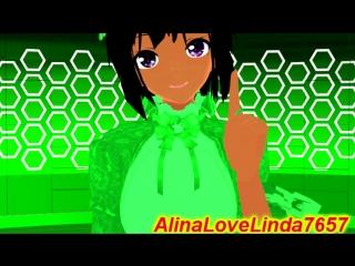 (mmd) (starshine legacy) linda wition (secret)