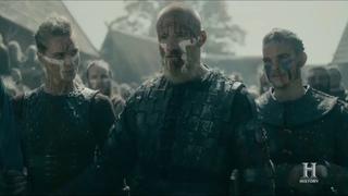 Vikings - Björn Becomes King Of Kattegat [Season 5B Official Scene] (5x20) [HD]