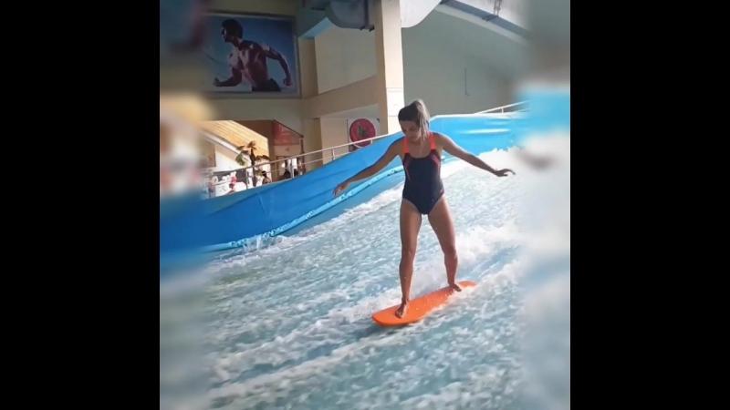 Surfing Kazan 2018 Flowride