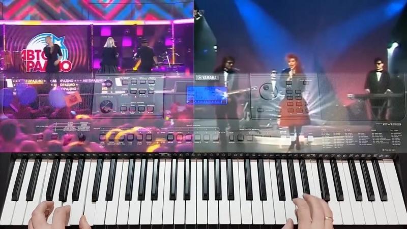 C. C. Catch, Modern Talking, Саруханов Игорь Style Dance1 Yamaha PSR-E453-PS.mp4