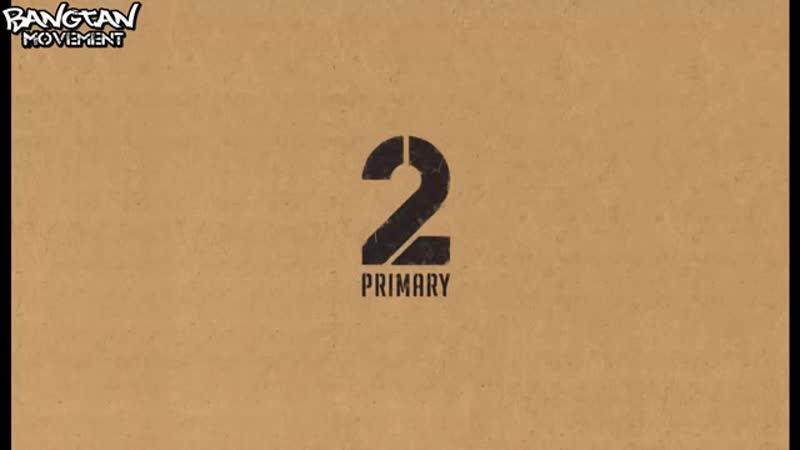 [RUS SUB] Primary – U (Feat. Kwon Jin Ah, Rap Monster)