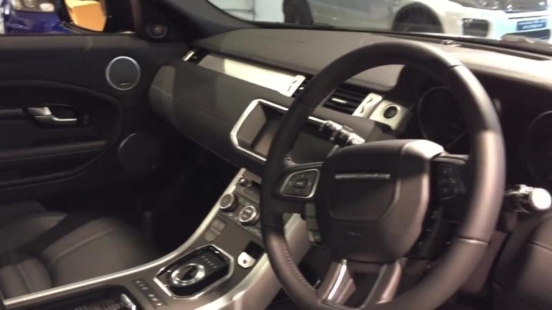 [Lenzo Benzo] 2017 Range Rover Evoque Coupe - Exterior and Interior Review