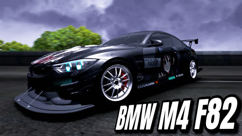TDU Platinum BMW M4 F82