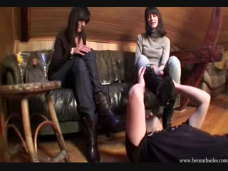 Goddess lara femdom раб под ногами slave boot fetish foot fetish фут фетиш #mistress #heels