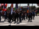 April 24, 2014 Armenian Genocide Commemoration March Organized by Unified Young Armenians (UYA)