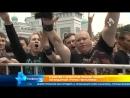 Легендарная группа Металлика выступила в Москве 27.08.2015