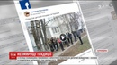 На Харківщині чиновники з оркестром відкривали оновлений дитячий майданчик