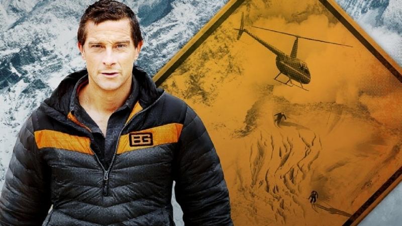 Беар Гриллс Кадры спасения 2 серия Bear Grylls Extreme Survival Caught on Camera