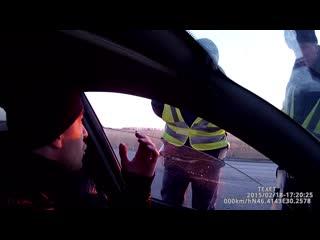 Бытовуха водил - разговор с инспекторами!