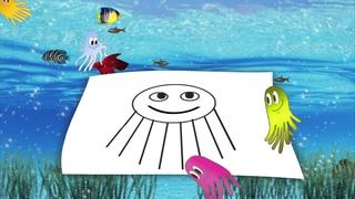 Осьминожки (Палка, палка, огуречик) / Octopussy song for babies. Наше всё!