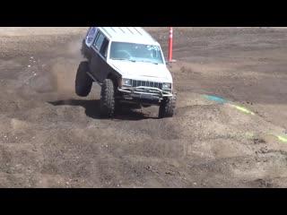 Tuff truck-high rollers!