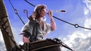 Pirate Folk Music The Young Buccaneer animated