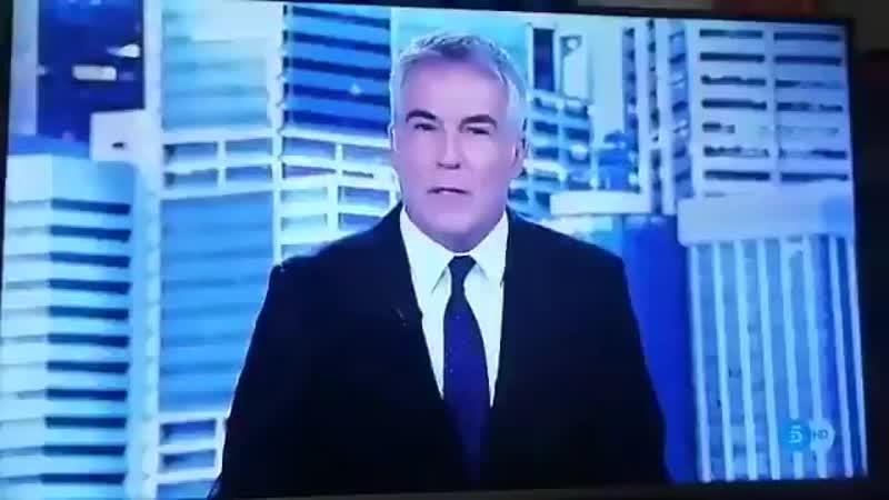 ATEEZ on Tele5 (Spain)