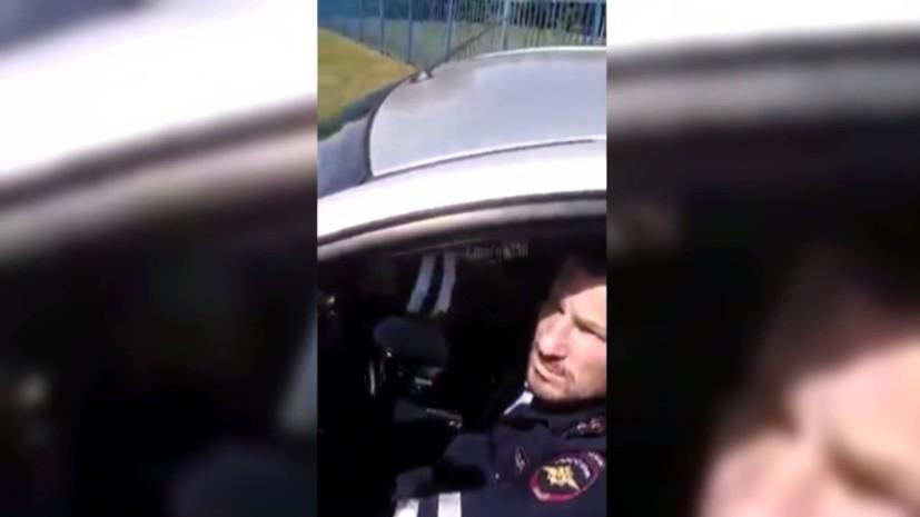 ВИДЕО. Розыгрыш с пощёчиной полицейскому вышел из-под контроля