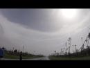 10-10-18 Cat 5 Hurricane Michael- INSIDE THE EYE