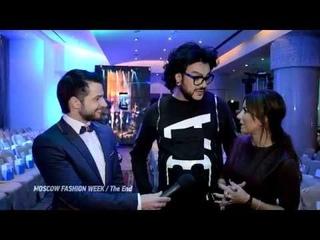 ШИЯН. Показ 29,03,15. Эксклюзивные съемки канала Odessa Fashion Channel