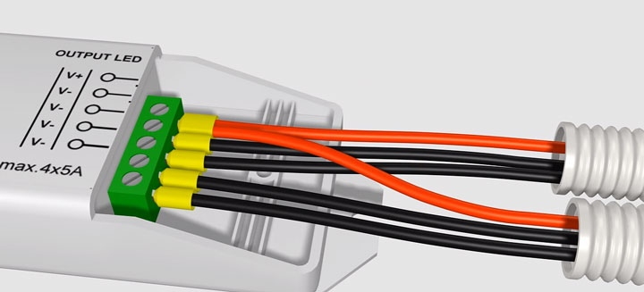 Монтаж и подключение светодиодной ленты часть 2, изображение №9