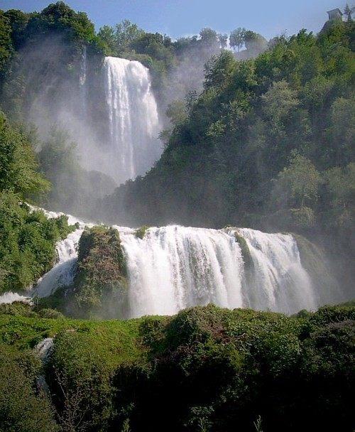 Мраморный водопад Марморе, изображение №3