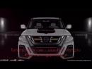 "Комплект обвеса ""Limgene"" для Nissan Patrol (y62)."