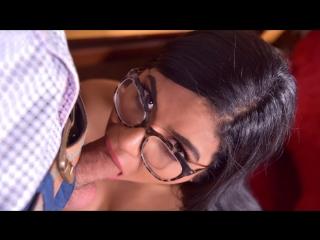 Sheila ortega cum load on secretarys tits (blowjob, big tits, black hair, latina)
