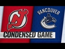 New Jersey Devils vs Vancouver Canucks | Mar.15, 2019 | Game Highlights | NHL 2018/19 | Обзор матча