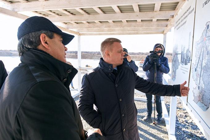 В Краматорске появился полигон бытовых отходов
