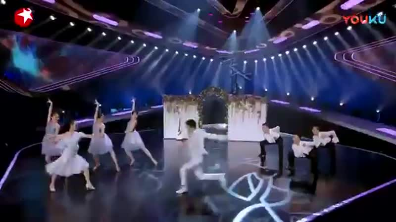 Shake It Up - Танцевальное Шоу Xu Wei Zhou/ Timmy Xu 20180928_танцыфинал