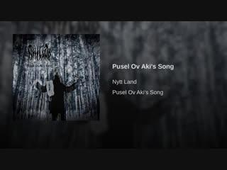 Nytt Land - Pusel Ov Akis Song (2018)