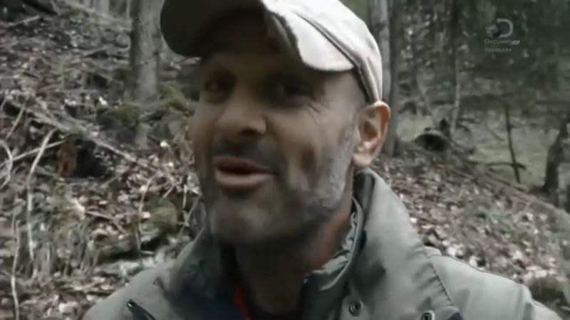Эд Стаффорд Выживание без купюр - 4 серия  Горы Болгарии (Выживший)