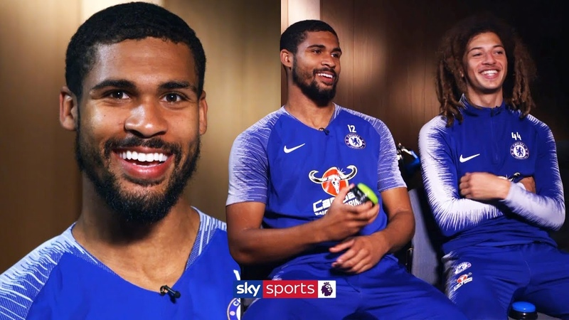Loftus Cheek vs Ampadu 'Who Am I ' Chelsea Teammates Quiz