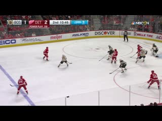 NHL 2018-2019 / RS /  / Boston Bruins - Detroit Red Wings NBCSN
