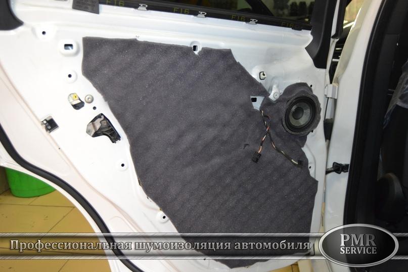 Шумоизоляция BMW X6 M, изображение №18