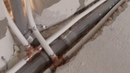 Монтаж систем водопровода, отопления и вентиляции в частном доме.