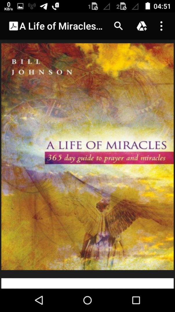 A Life of Miracles  365-Day Gui - Bill Johnson