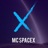Логотип MC SpaceX