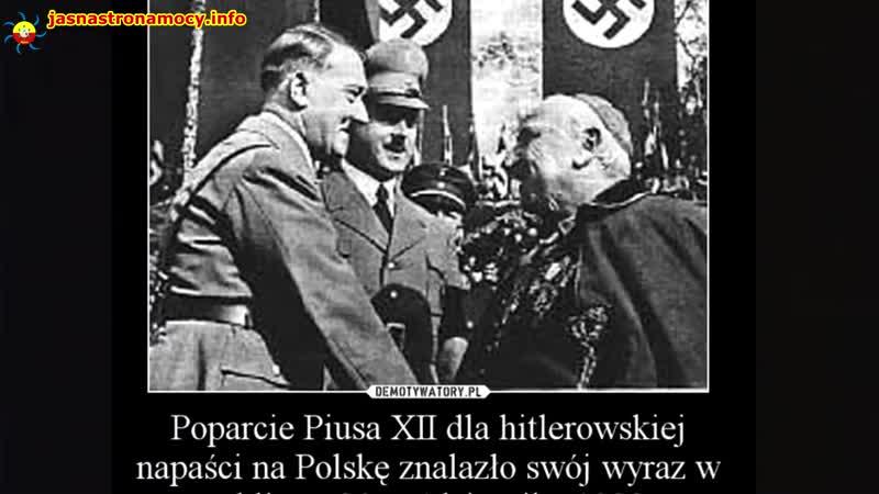 Agresja Niemiec na Polskę - Czyli kolejna wyprawa krzyżowa‼ NWO Polska pod okupacją Watykanu☠
