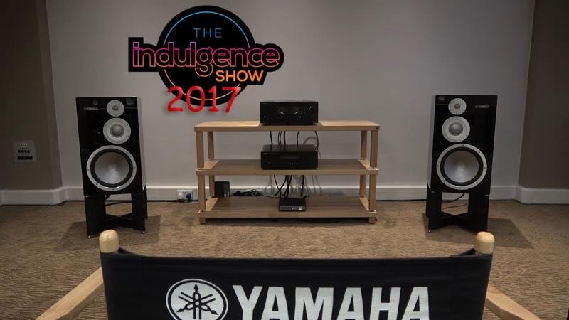 Yamaha Room NS5000 WXA-50 AS3000 @ Indulgence HiFi Show 2017