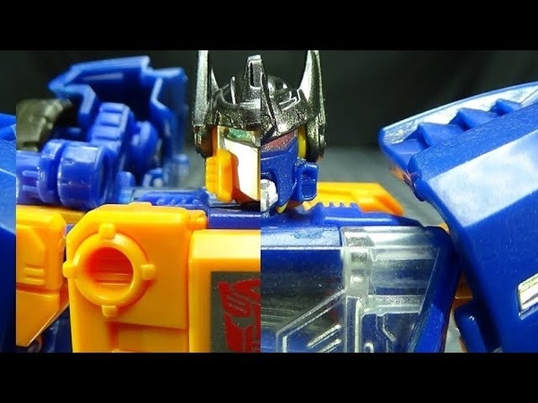 Power of the Primes Deluxe PUNCH COUNTERPUNCH EmGo's Transformers Reviews N' Stuff